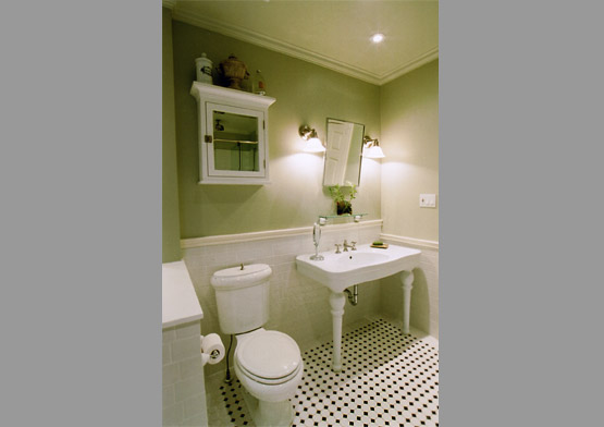 Divine Homes Toronto Bathrooms Cabbagetown Bathroom