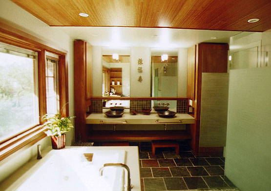 Divine homes toronto bathrooms misssissauga village for Candice olson bathroom designs